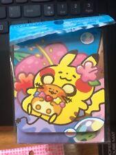 Pokemon TCG Card Deck Box Yurutto Pikachu Cartoon Japanese Pokemon Center Sea