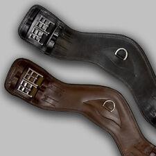 """NEW Total Saddle Fit Shoulder Relief Dressage Girth - BLACK - 30"""""""