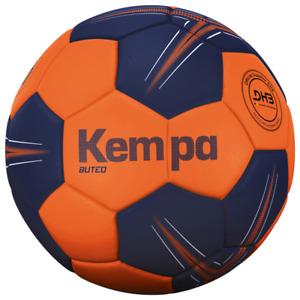 KEMPA Handball Buteo  Spielball   Orange/Navy   NEU