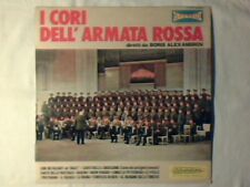 BORIS ALEXANDROV I cori dell'armata rossa lp COME NUOVO LIKE NEW!!!