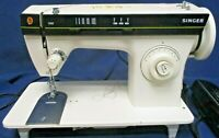 SINGER 3102 SEWING MACHINE Vintage Industrial Strength