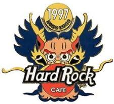 Hard Rock Cafe HONG KONG 1997 Unification #1 PIN #1 of 4 Dragons Head HRC #16052