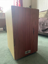 More details for cajon with carry bag and seat cushion by gear4music