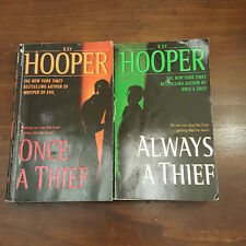 Quinn Once a Thief & Always a Thief by Kay Hooper (2002, Paperback, Revised)