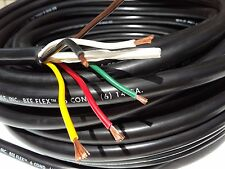 100Ft., 6 Conductor, 14 Gauge Trailer Cable,  41/30 Stranding, 9614C