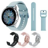 Silikon Armband Sportarmband Uhrenarmband für Samsung Galaxy Watch Active 2