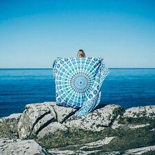 Hippie Indio Mandala Decorativo Tapiz Manta Étnica Colcha Decoración Arte