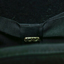 Top Hat Victorian SCALA Tuxedo Mad Hatter 100% Wool Dress Hat BLACK XL