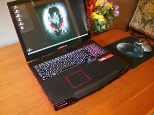 Dell Alienware M17x, 6 GB RAM, 320GB Hard Drive, Windows 10 Pro mit Key