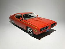 1969 PONTIAC GTO JUDGE scale 1:24 UNBOXED model car diecast car toy car