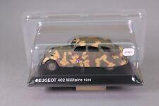 ZT561 NOREV voiture 1/43 Peugeot 402 militaire 1939