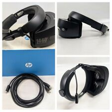 HP VR1000-100 Windows Mixed Reality Headset w/ Connection Cable -w/o controllers