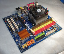 Gigabyte GA-M61PM-S2 [REV 1.0] + Athlon64 X2 3600 + 2GB [Socket AM2] Motherboard