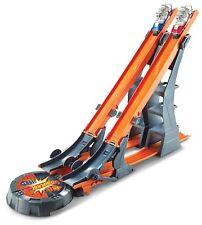 Hot Wheels Versus Track Set Racing Crashing Smashing Cars Playset Kids Toy Gift