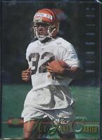 1995 Images Limited Football Card #82 Ki-Jana Carter RC