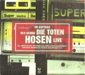 Die Toten Hosen - Im Auftrag des Herrn...Live (Digipak) (CD)