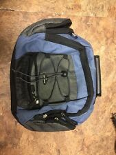 Samsonite  Blue Multi Pocket Digital Camera Bag