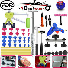 PDR Tools Paintless Hail Removal Dent Repair Kit Slide Hammer & Puller Lifter AU