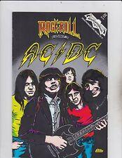 Revolutionary Comics! Rock n Roll Comics! AC/DC! Issue 22!