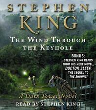 Wind Through the Keyhole by Stephen King, CD Unabridged Audio book, Dark Tower