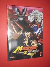 MAZINGER Z EDITION -  BOX 1- COFANETTO CON 2 DVD ANIMAZIONE- nuovo e sigillato