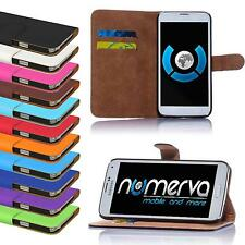 Shockproof Cover Protective Card Holder Flip Case Wallet For Xperia Lumia Huawei