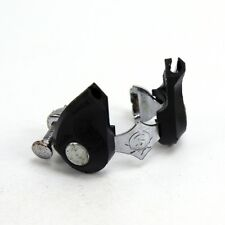 Double cable guide clamp downtube Simplex