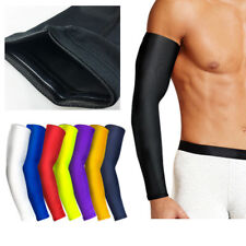 Manga Del Brazo Para Correr Baloncesto Deportes Equipo Protector Protección Solar UV