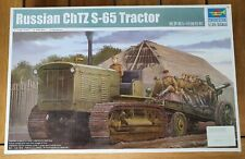Trumpeter 1/35 Russian ChTZ S-65 Tractor 05538 Plastic Model Kit