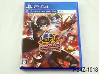 USED PS4 PlayStation4 Persona 5 Dancing Star Night*