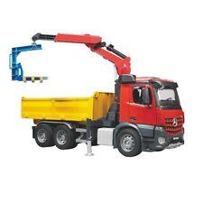 Bruder MB Arocs Construction Truck + Clamshell + access... Bruder 03651 - 1:16