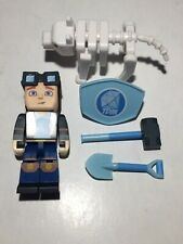 Tube Heroes- The Diamond Minecart Hero TDM Action Figure And Accessories