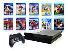 (R) Sony ps4 console - 500gb-Nero Bundle + controller Gator Claw carenza