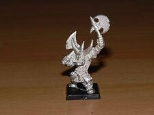 Warhammer Fantasy: Black Orc Boss - Metal - OOP - Miniatures Games -