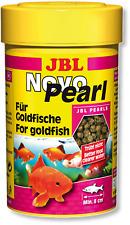 6 Piece JBL Novo, 6 X 250 ML Value Pack, Hauptfutterperlen For Goldfish