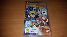 Naruto Shippuden: Kizuna Drive PSP NewSealed Pal