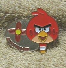 ANGRY BIRDS ALBUQUERQUE BALLOON PIN