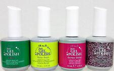 IBD Just Gel Polish-Set of any 4 bottles .5oz- Choose From Base/Top/Colors/Bond