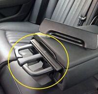 Genuine AUDI A6  A7 (11-16) Rear Armrest Cupholders RETROFIT KIT