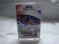 SEGA MASTER SYSTEM  GAME COVER FRIDGE MAGNET WITH STAND SONIC THE HEDGEHOG 2