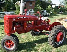 FARMALL CUB TRACTOR OPERATION OPERATORS OWNER'S MANUALS PARTS & CATALOGS CD FAST