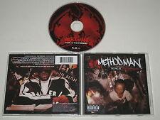 METHOD MAN/TICAL 0 THE PREQUEL(DEF JAM 0731454840521) CD ALBUM