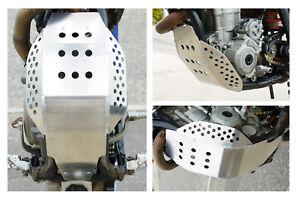 KTM 250 EXC-F Skid plate Sump Guard/SKID PLATE 2013-14