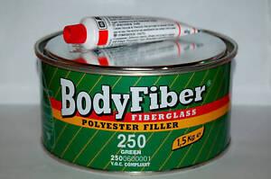 BOAT MARINE FIBERGLASS repair filler Large 1.5Kg tin