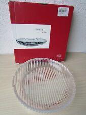 """Per Lutken Holmegaard """"Buffet"""" ASIET / SMALL GLASS PLATE / DISH, BOXED."""
