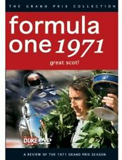 Formula One 1971: Great Scot! (2012, REGION 1 DVD New)