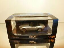 MINICHAMPS BMW Z8 - JAMES BOND 007 WORLD IS NOT ENOUGH - 1:43 - EXCELLENT IN BOX