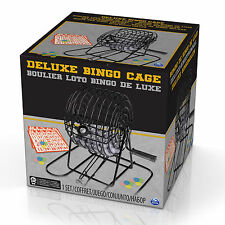 Spin Master - Deluxe Bingo Cage