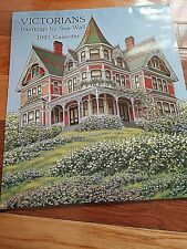 Victorians Paintings by Sue Wall 1991 Calendar