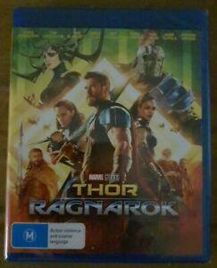 Thor - Ragnarok Blu-ray Brand New Sealed